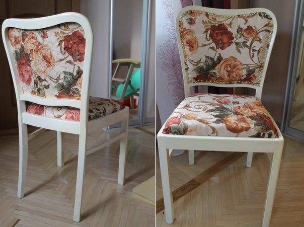 Реставрация венских стульев своими руками видео